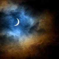 Solar Eclipse 2015, par Tim Haynes